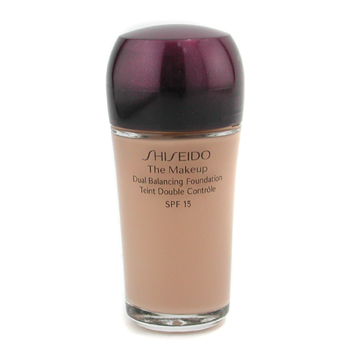 Shiseido The Makeup. Dual Balancing Foundation фото
