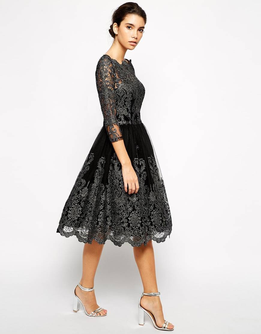 dba8d776bde Платье на новый год – в чем встречать год свиньи